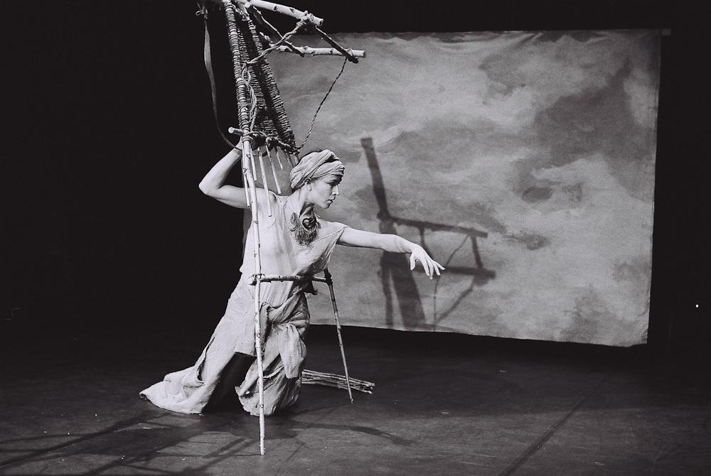 O. Golijov, November, Choreographie Verena Weiß